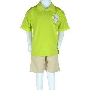 quần áo học sinh tiểu học