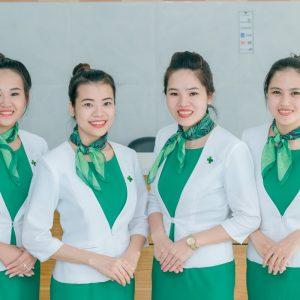 Đồng phục dịch vụ nữ
