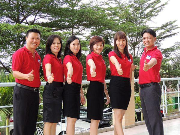 Đồng phục nhóm đẹp